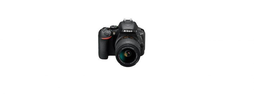 Ревю на Nikon D5600