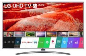 Телевизори LG 50 инча